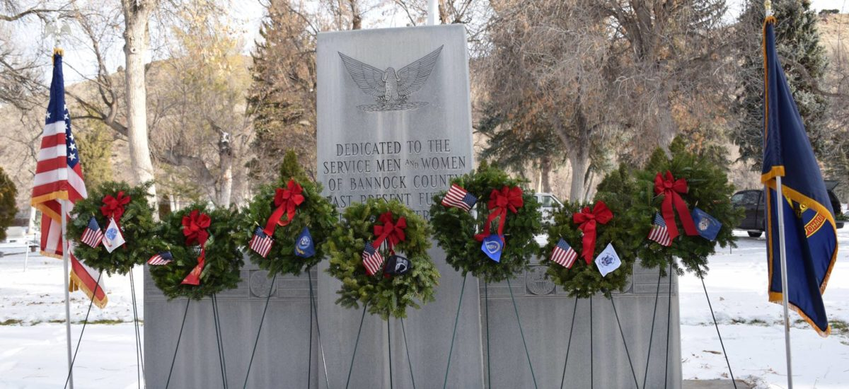 2018 Wreaths Across America Mountain View Cemetary