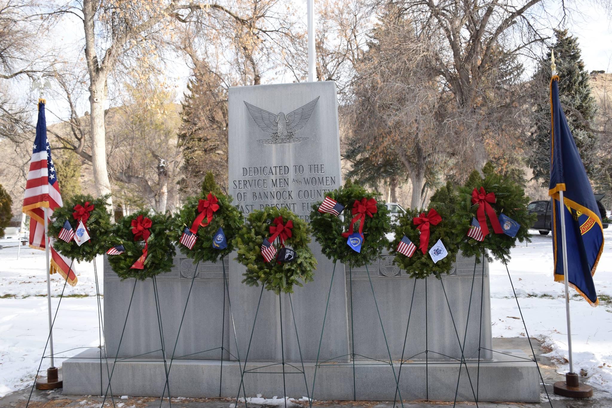2018 Wreaths Across America