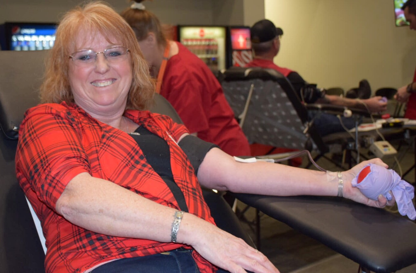 2018 13th Annual Bikers for Blood Community Blood Drive
