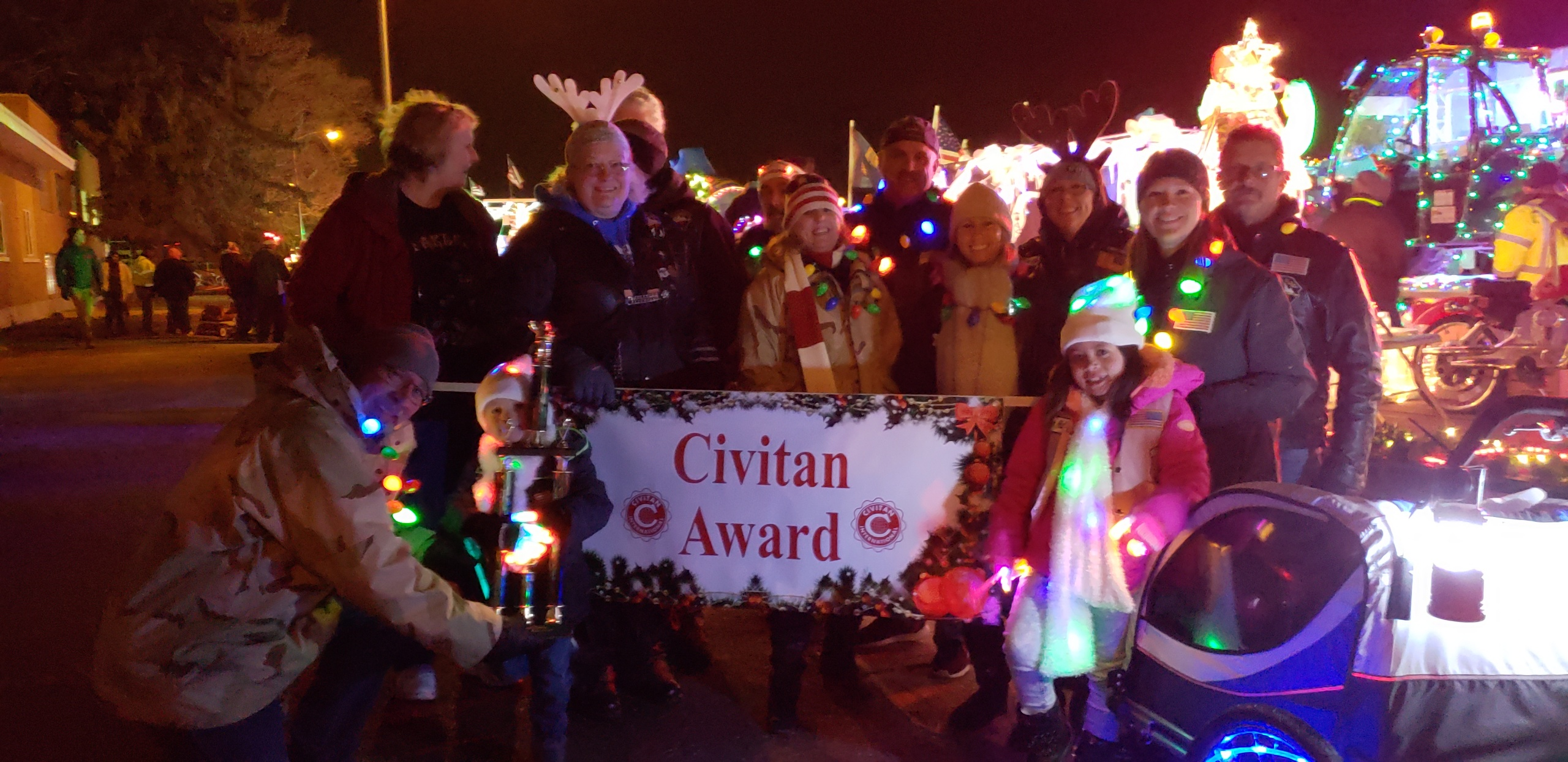 2018 Night Lights Parade