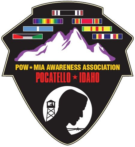 POW*MIA Awareness Association Battalion Patch logo